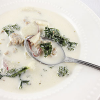 Thumbnail image for Sausage, Potato and Kale Soup