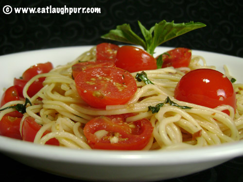 Post image for Summer Garden Pasta