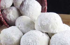 Russian Snow Balls