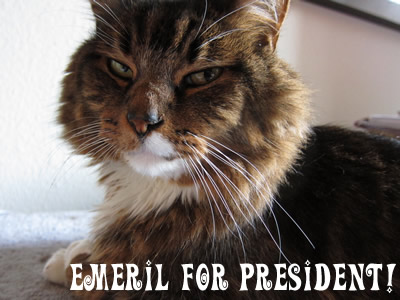 Emeril for President!