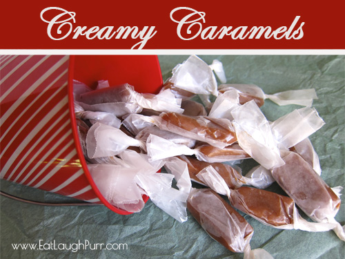 Post image for Caramels