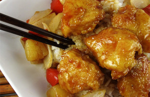 Sweet and Sour Chicken #chinesefood #chicken #easyrecipes