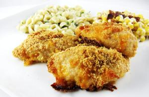 chicken cheddar strips