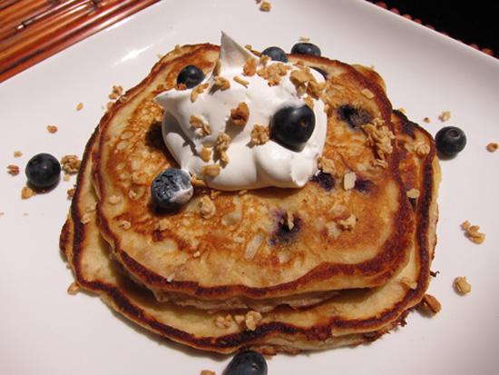 granola fruitcakes