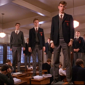 """Oh Captain, My Captain"" Dead Poet's Society"