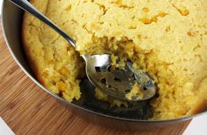 Creamy Corn Casserole | www.EatLaughPurr.com