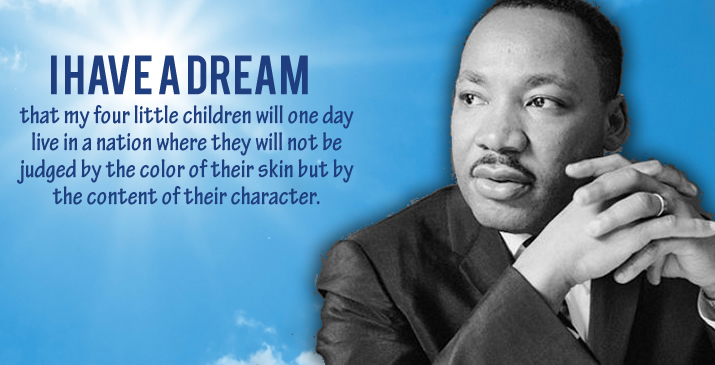Honoring Martin Luther King Jr – Eat Laugh Purr