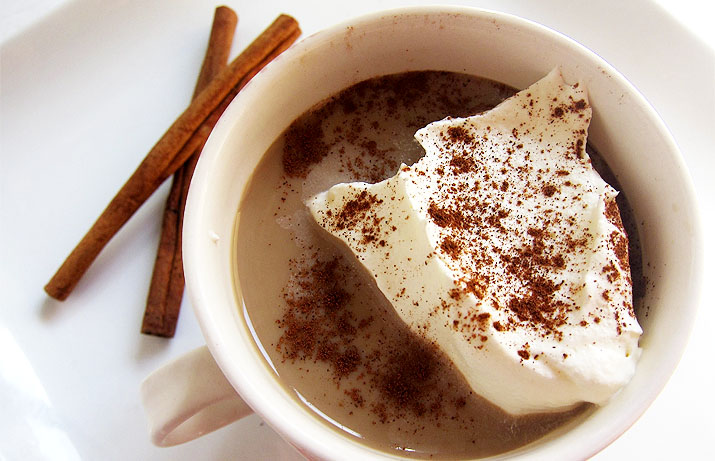 Pumpkin Spice Latte #Crockpot | www.EatLaughPurr.com