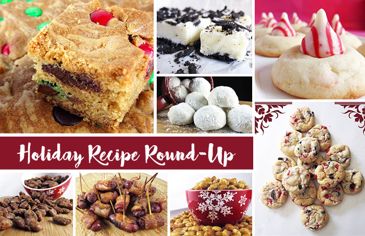2016 Holiday Recipe Round-Up