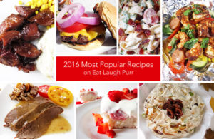 The Most Popular Recipes on Eat Laugh Purr in 2016